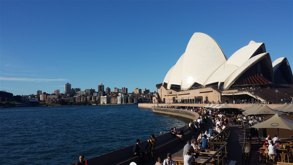 Sydney: the beginning of an adventure called Australia-Marsontheroad.com