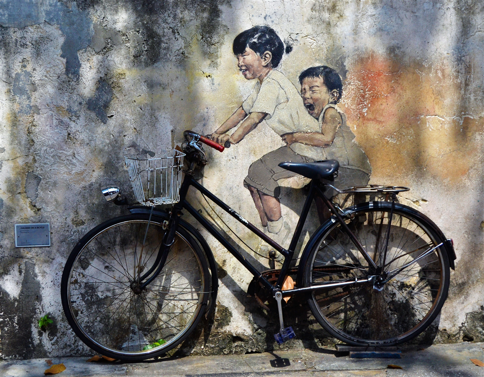 Immersed in the art of George Town: Penang island-Marsontheroad.com